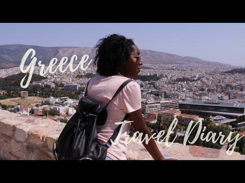 Travel Diary: Santorini & Athens Greece | Janetta LeRose