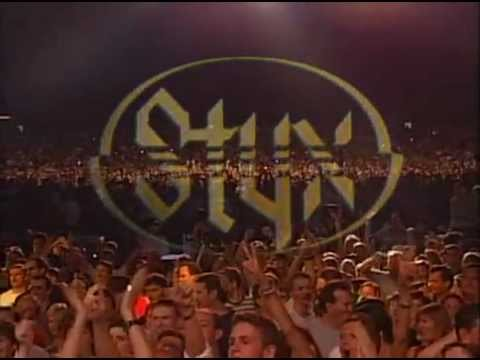 Styx - Blue Collar Man (Live 2000)