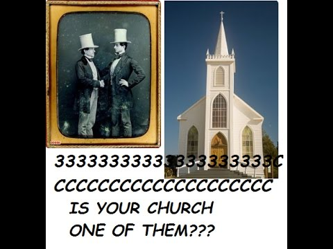 IS YOUR CHURCH SHAKING HANDS WITH THE FREEMASONS?