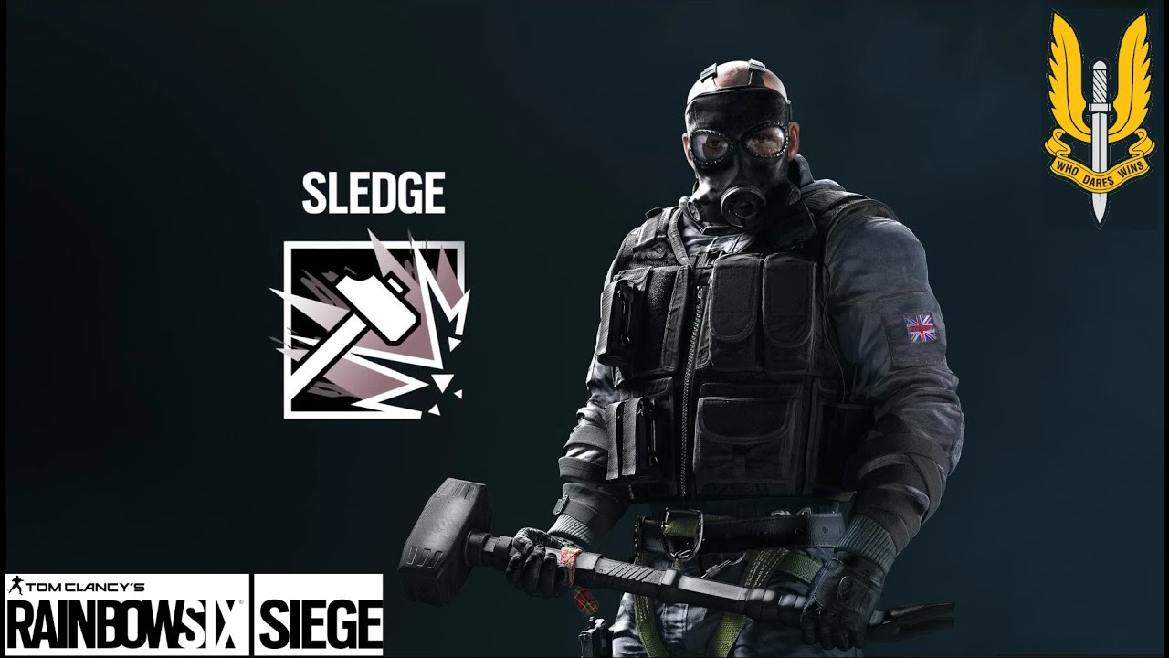 Image result for rainbow six siege sledge