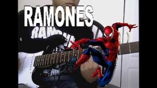 Spiderman (Guitar Cover) | Ramones
