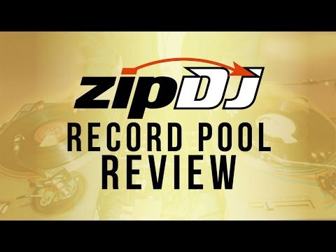 Zip Dj Record Pool Review
