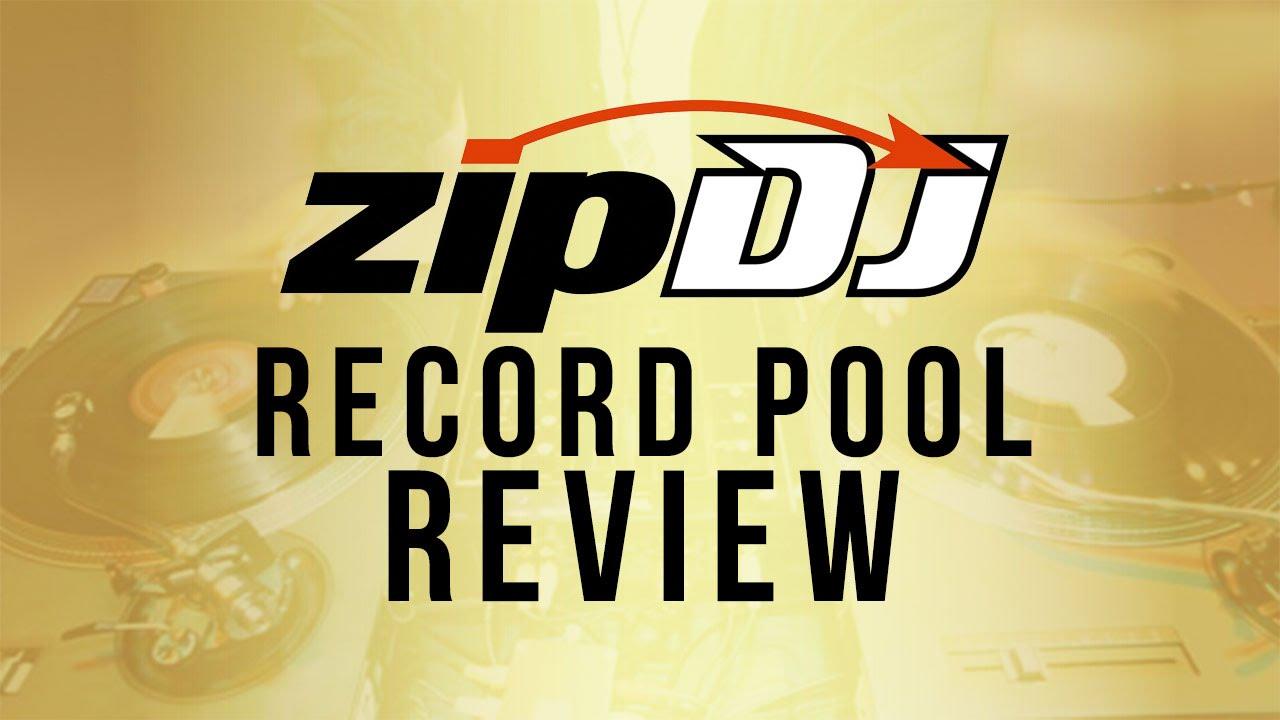 Zip Dj Record Pool Review