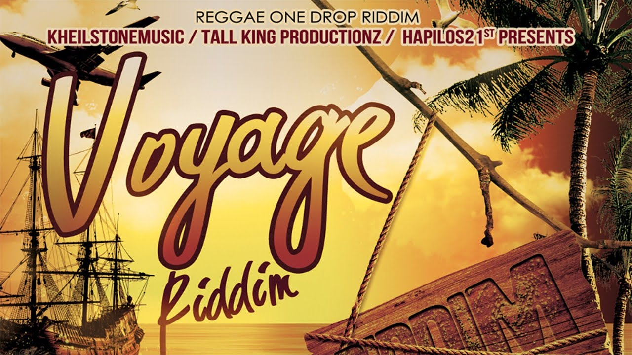 Instrumental/Version - Voyage Riddim - Kheil Stone Music - Feb 2013