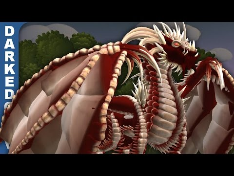 Spore - Great Red Dragon - Most Detailed Creation Yet