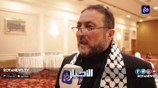 """لجنة زكاة وصدقات """"المناصرة"""" تجمع التبرعات المالية للمحتاجين في فلسطين - (27-2-2018)"""