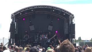 Hell Of A Ride @Download Festival Paris le 11 Juin 2017