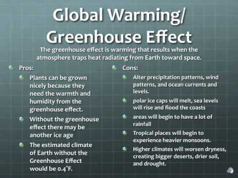 What is the difference between climate change and global warming?