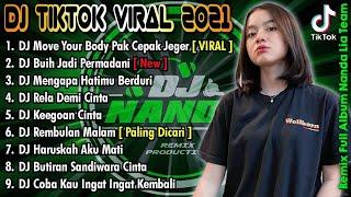 Download DJ MOVE YOUR BODY PAK CEPAK JEGER SLOW FULL BASS TIKTOK VIRAL REMIX TERBARU 2021