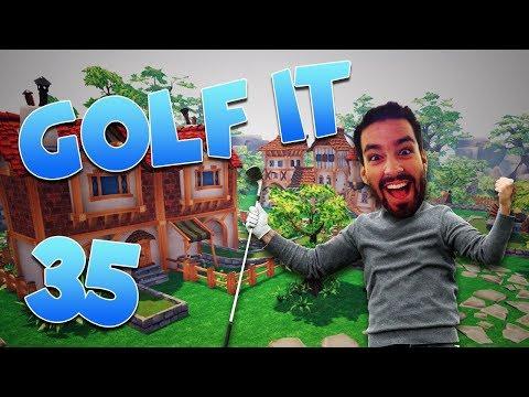 Brian Cracks & Dolphin Laughs! (Golf It #35)