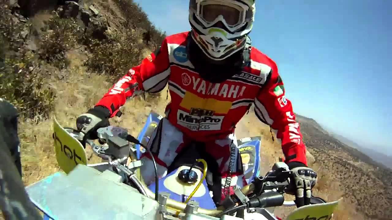 Ignacio Casale - Dakar Argentina-Chile-Perú 2012, Incar Entrenamiento en  Lampa, Santiago - YouTube