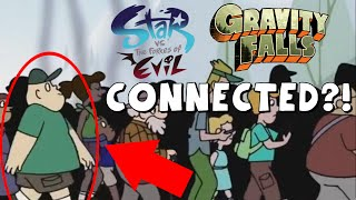 Star vs. The Forces of Evil & Gravity Falls CONNECTED?!