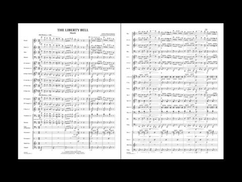 The Liberty Bell (March) by John Philip Sousa/arr. Jay Bocook