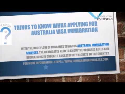 Steps on How to Apply for Australia PR Visa Immigration Services?