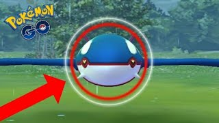 KYOGRE CIRCLE IS NOW LARGER + SCROLL BAR BUG FIXED - POKEMON GO