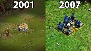 Empire Earth vs Empire Earth 3