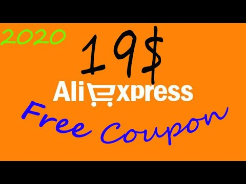 How To Get 19 Dollars Coupon On Aliexpress OCTOBER 2020