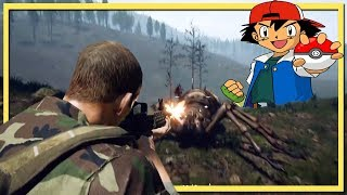CREATURES INC | Post Apocalypse Pokemon Survival Game