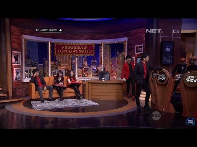 Perayaan Imlek Fendy Chow, Jessyca Auryn & Tina Toon
