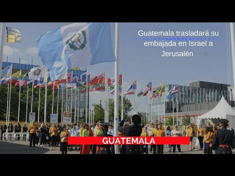 Guatemala trasladará su embajada en Israel a Jerusalén / Israel hoy