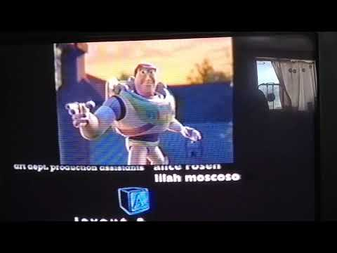 Toy story 2 bloopers end credits