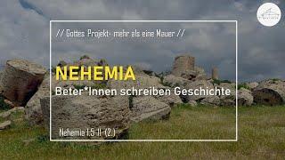 Beter*Innen schreiben Geschichte - Gottes Projekt- mehr als eine Mauer - 31.01.2021
