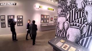 Graphic Novelist Art Spiegelman