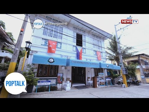 PopTalk: Ancestral houses turned into bed and breakfast
