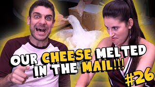 Why You Shouldn't Order Soft Cheese in the Mail