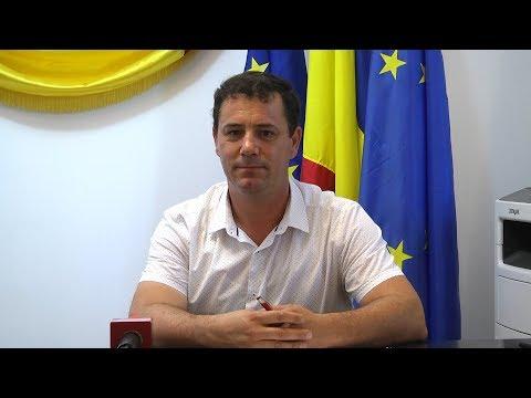 Interviu cu Gabriel Stoica, primarul comunei Salcioara