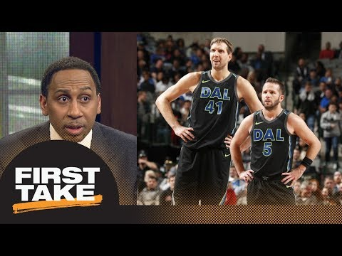 Stephen A: I don't understand how the hell the Mavericks can't get players | First Take | ESPN