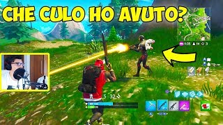COME HO FATTO A SALVARMI COSÌ? ● Fortnite Battle Royale