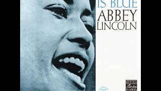 Abbey Lincoln & Kenny Dorham - 1959 - Abbey Is Blue - 09 - Lost In The Stars