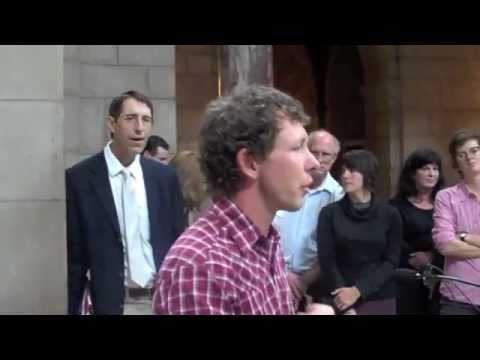 Citizen Hearing: Ben Gotschall