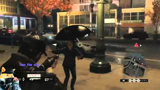 Watch Dogs PS4 Gameplay