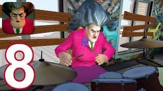 Scary Teacher 3D - Gameplay Walkthrough Part 8 - 3 New Levels (iOS)