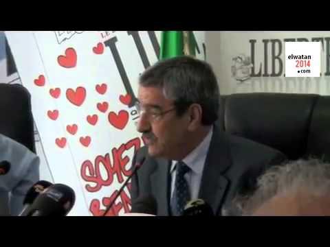 Said Sadi Bouteflika a le droit de se présenter à un 4ème Mandat