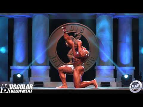 2018  ARNOLD CLASSIC - ROUTINE - DAVID HENRY