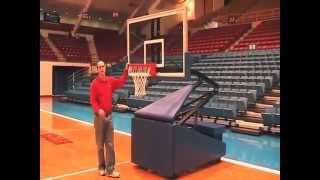 First Team Storm Portable Basketball Goal