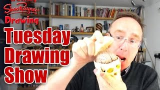 Tuesday Drawing Show - Edited for sound issues