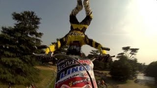 GoPro Freestyle Motocross and BMX at Goodwood Action Sports 2013