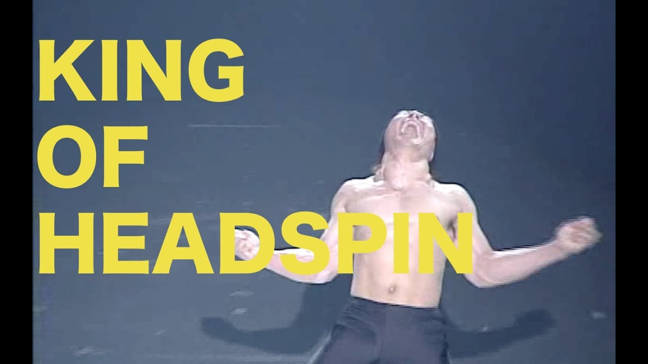 142Headspin(1min) /Guinness NEW World Record