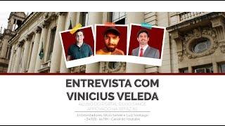 [Entrevista] Vinicius Veleda: Aluno do Portal Silvio Sande aprovado na SEFAZ RS