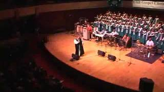 Jesus Oh What A Wonderful Child, UAB Gospel Choir