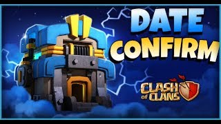 Rune of Dark is Here | Clash of Clans: Town Hall 12 Is Coming! Date Confirm (New Update) LIVE🔴