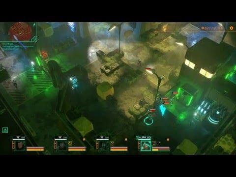 Satellite Reign Walkthrough 12: Dracogenics Military Armory (Perfect Stealth Run)