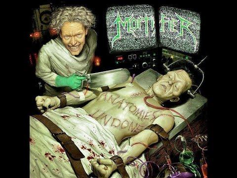 Mortifier - Anatomies Undone (Full Album)