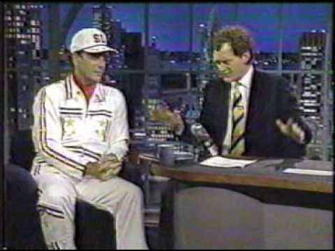 Super Dave Osborne on Letterman, 6/25/92 - Part 1