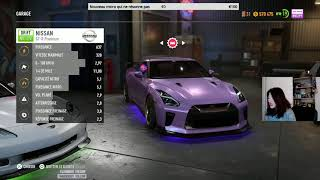 Live 4H Découverte Need for Speed Payback! Part 4