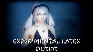 Skyrim: Experimental Latex Outfit UNP